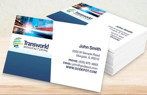 Colorful Custom Business Brochures / Flyers Recycled Material