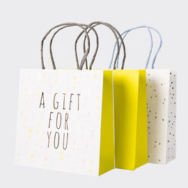 Love Shape Custom Design Gift Bags For Packing Shoes / Clothes