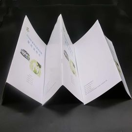 China Offset Paper Saddle Stitched Booklet With Glossy / Matte Lamination factory