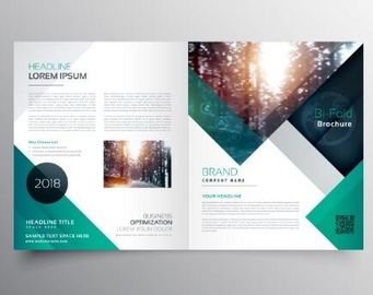 Printable Corporate Business Brochure Creative Company Introduction Brochure
