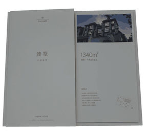 Manual Guide Saddle Stitched Booklet With Varnishing Surface Finish