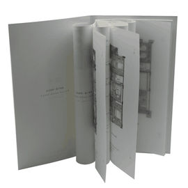 Soft Cover Saddle Stitched Booklet Manual Guide Printing For Electronic User